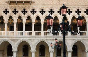 Palacio Ducal. Venecia.