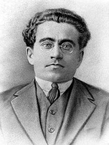 Antonio Gramsci.