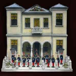 Juguete del Museo del Juguete de la ciudad.