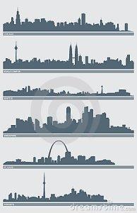 cityscape-skyline-vector-5699714