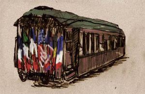 Vagón del armisticio.
