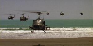 Fotograma de la película Apocalypse Now.