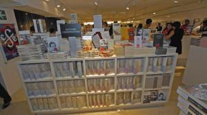 Librería Octavio Paz de @FCEMexico en Mexico DF. Imagen: @Conaculta.