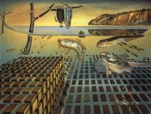 La desintegración de la persistencia de la memoria, Dalí, 1931.