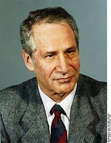Markus Wolf. Imagen: http://de.wikipedia.org/