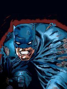 El regreso del Caballero Oscuro de Frank Miller. Imagen: diario.latercera.com/